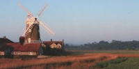 CLEY WINDMILL WEEKEND