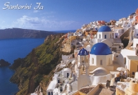 SANTORINI : THE SPIRIT OF PLACE