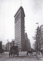 FLATIRON BUILDING 1907, NEW YORK