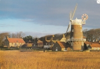 CLEY MILL AND MARSHES