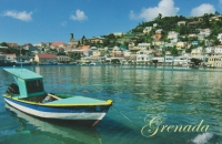 ST GEORGE\'S HARBOUR, GRENADA